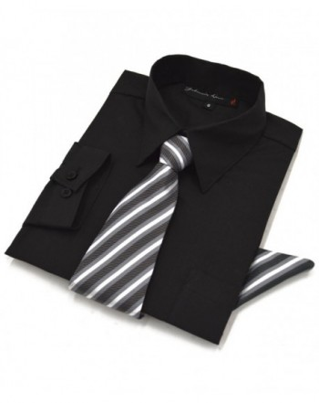 Johnnie Lene Sleeve Dress Handkerchief