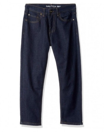 Nautica Boys Slim Straight Jeans