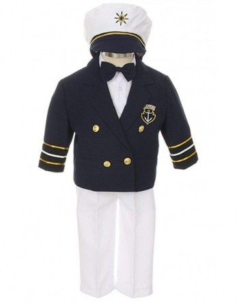 iGirlDress Toddler Captain Special Occation