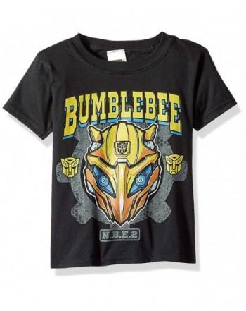 Transformers Bumblebee Movie Face Logo