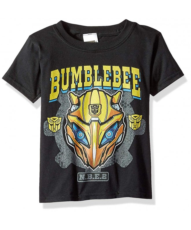 Transformers Bumblebee Movie Face Logo