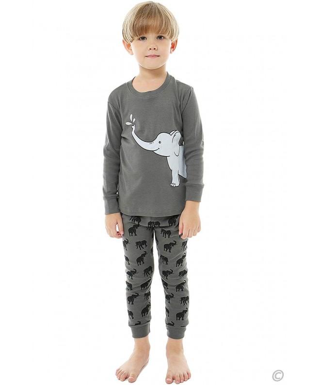 AMGLISE Little Pajamas Toddler Sleepwear