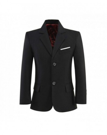 Visaccy Formal Blazer School Jacket