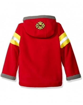 New Trendy Boys' Fleece Jackets & Coats Online