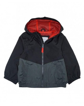 Carters Little Boys Zip up Windbreaker