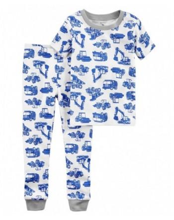 Designer Boys' Pajama Sets On Sale