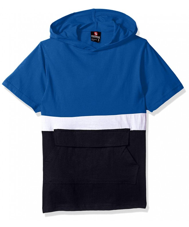 Southpole Anorak Colorblock Sleeve Hoodie