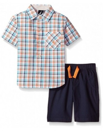 Nautica Little Piece Sleeve Shorts
