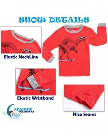 Boys' Pajama Sets Wholesale