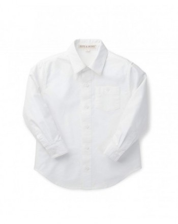 Hope Henry Oxford Organic Cotton