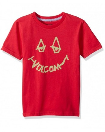 Volcom Chill Short Sleeve Little