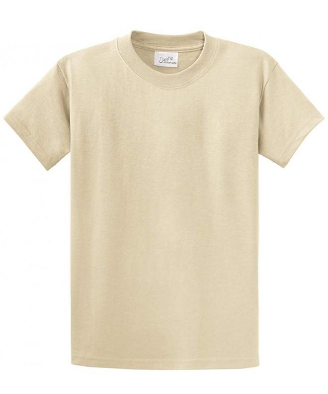 Joes USA Heavyweight Cotton T Shirt