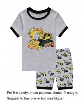 Babypajama Dinosaur Little Sleepwear T Shirt