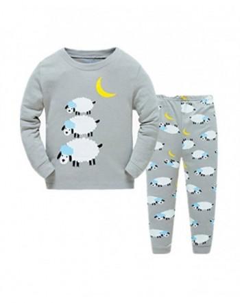 Little Pajamas Cotton Children Sleepwear