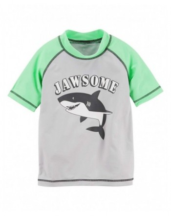 Carters Boys Rashguard