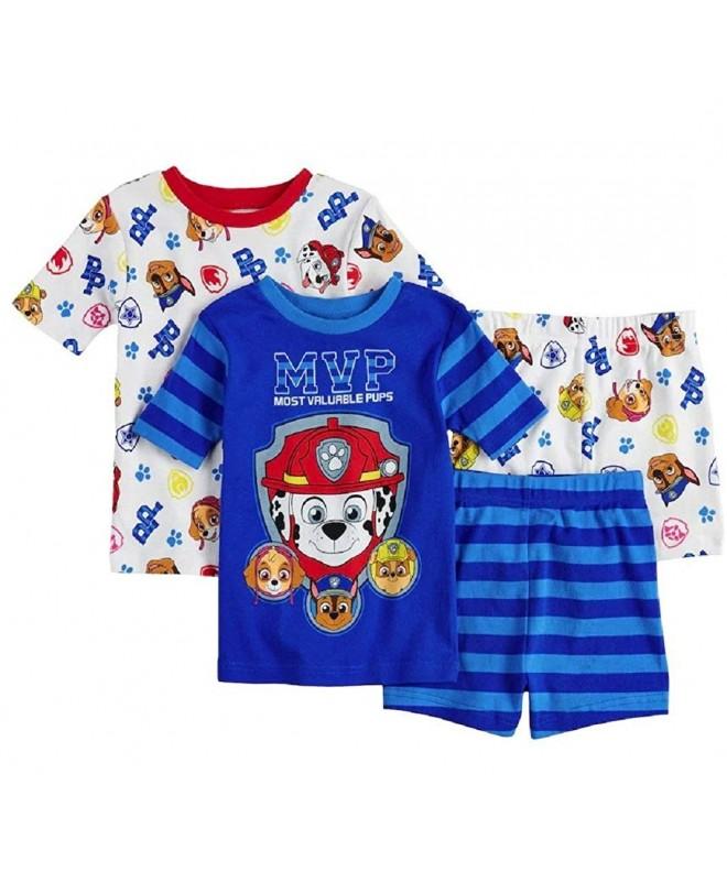 Nickelodeon Patrol Pajamas Piece Shirt