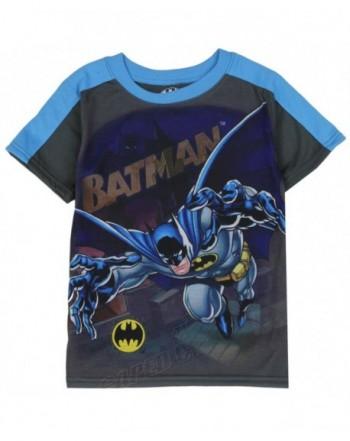 Batman Toddler Little Boys T Shirt
