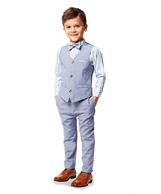 Andy Evan Formal 4 Piece Shirt