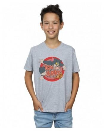 Tom Jerry Classic Catch T Shirt