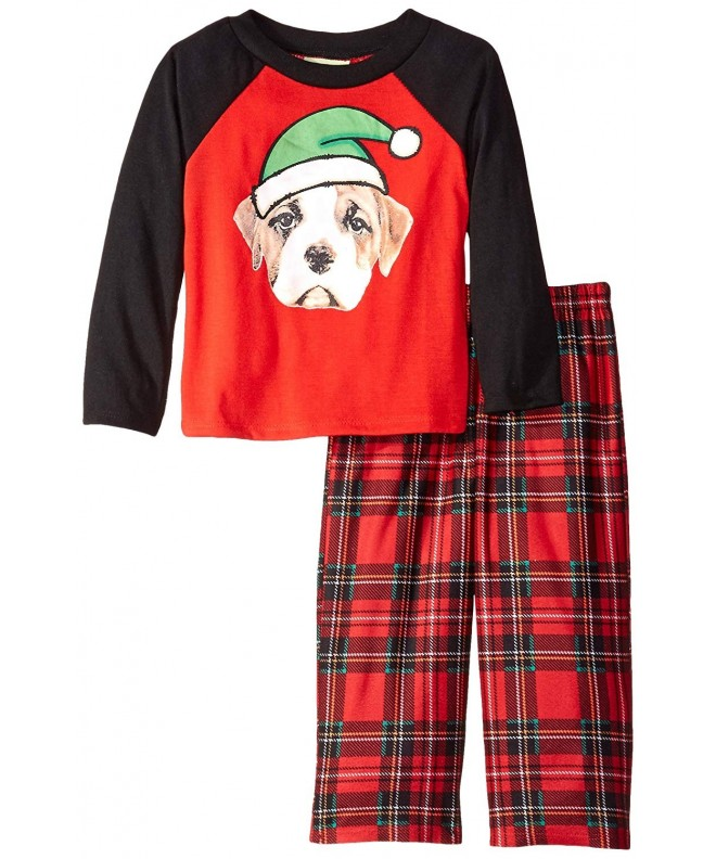 Komar Kids Little Plaid Santa