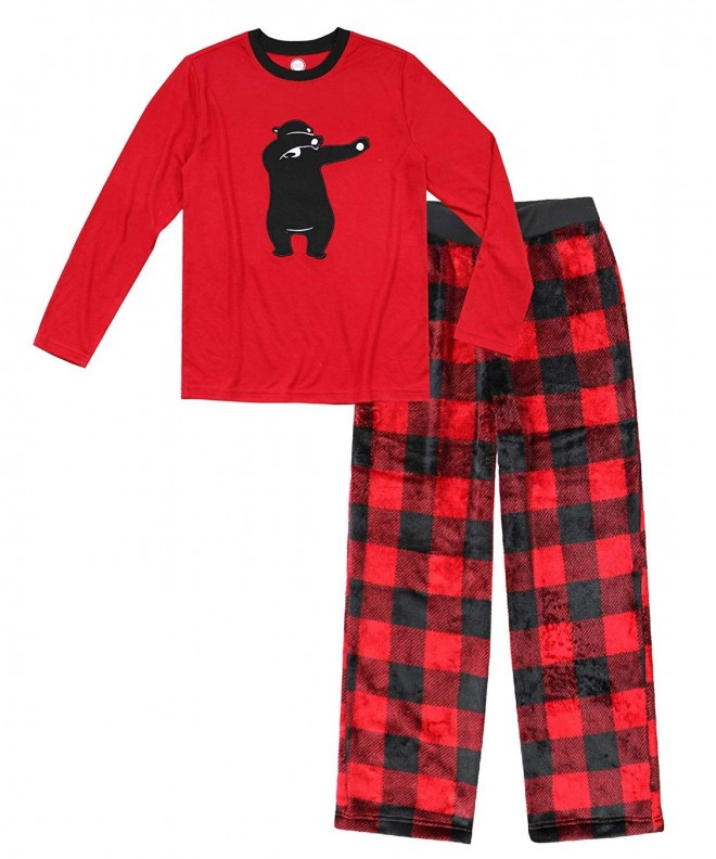 Wonder Nation Bear Pajamas Size