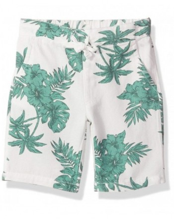 Fore Axel Hudson Prints Shorts
