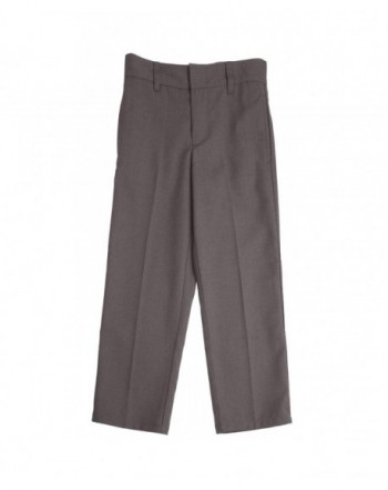 French Toast Uniform Straight Charcoal