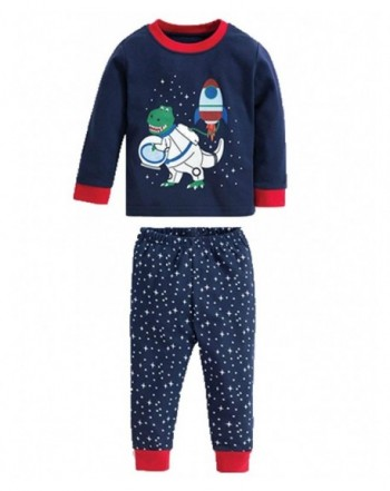 Mengmeng Dinosaur Pajamas Children Sleepwear