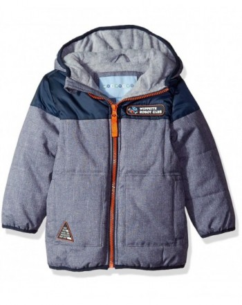 Wippette Toddler Boys Cire Puffer