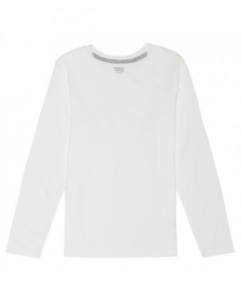 French Toast Sleeve Crewneck T Shirt