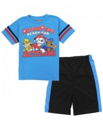 Patrol Little Boys Varsity Shorts