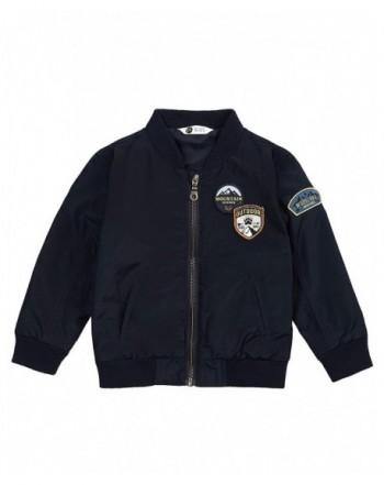Petit Lem Boys Woven Jacket