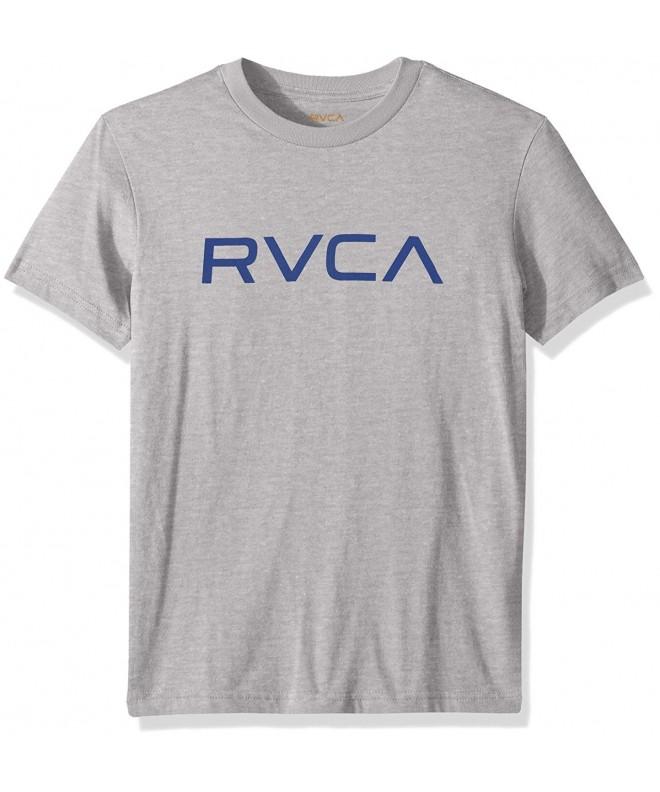 RVCA Boys Big Short Sleeve