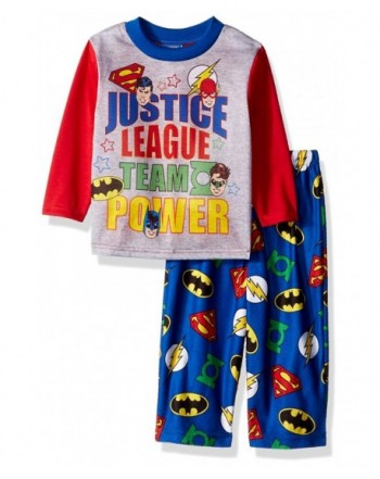 Justice League Boys 2 Piece Pajama
