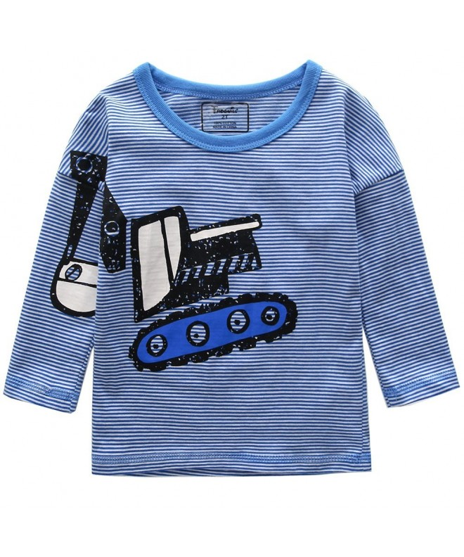 Frogwill Toddler Boys Long Sleeve Clothing Set