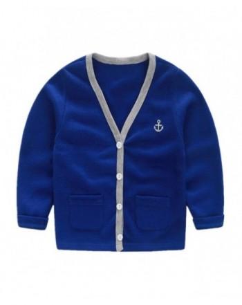 LittleSpring Little Cardigan V Neck Buttons