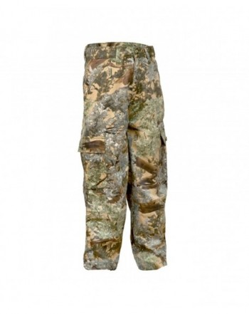 Kings Camo Cotton Pocket Hunting