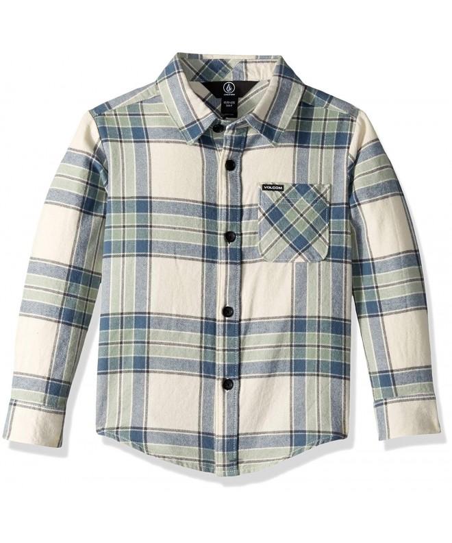 Volcom Little Caden Sleeve Flannel