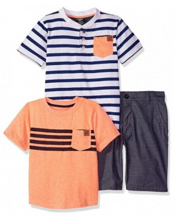 American Hawk Little Henley T Shirt