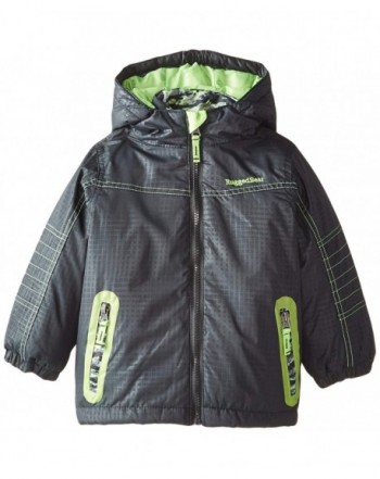Rugged Bear Systems Quilted Jacket