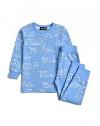 FERENYI Children Pajamas Clothes Sleepwear