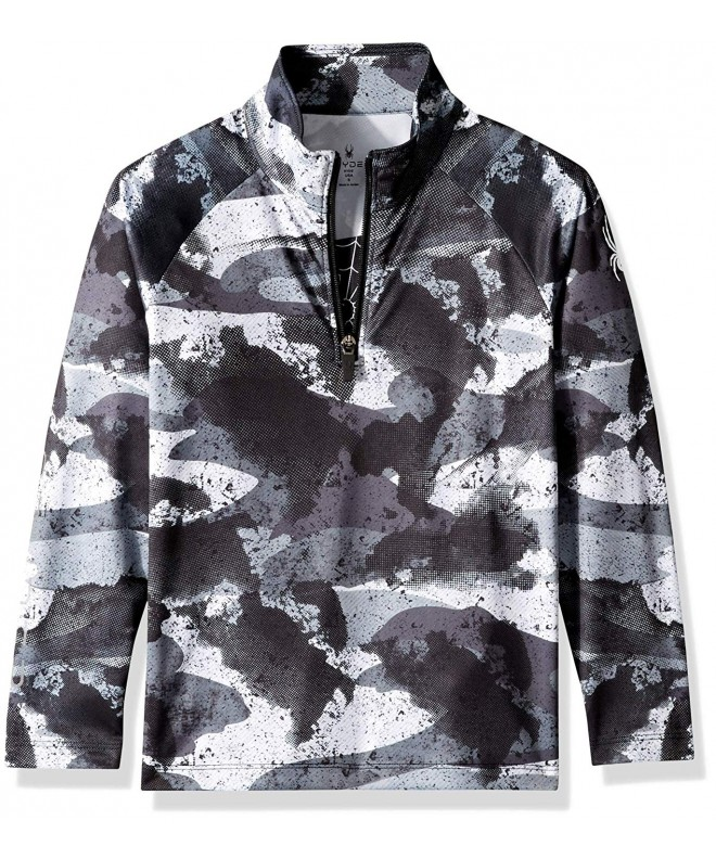 Spyder Boys Limitless Camo T Neck
