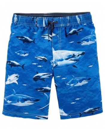 Carters Little Boys Swim Trunk