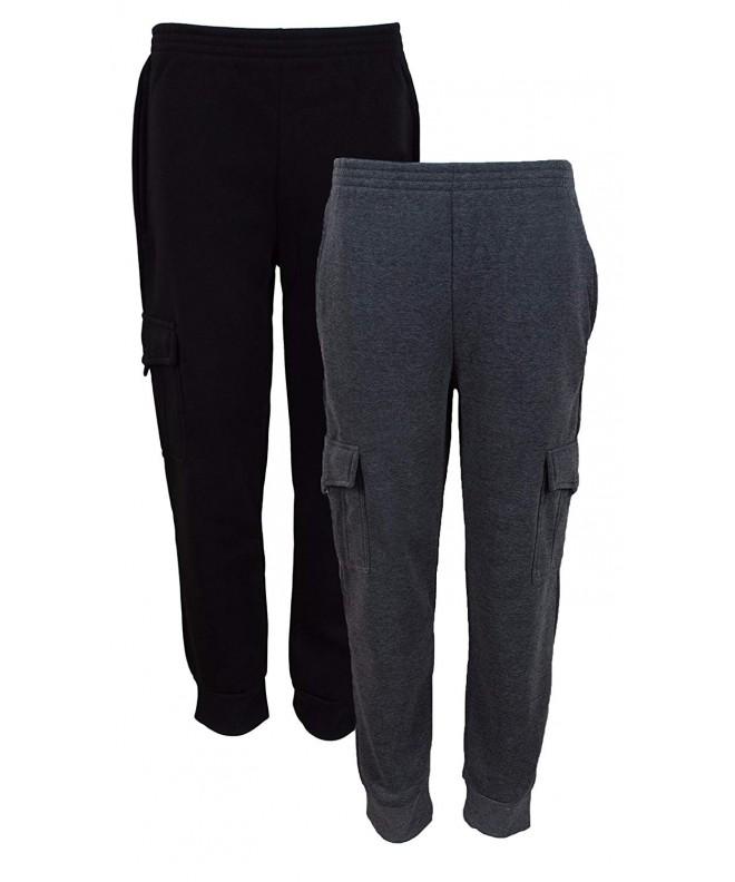 Quad Seven 2 Pack Fleece Sweatpants