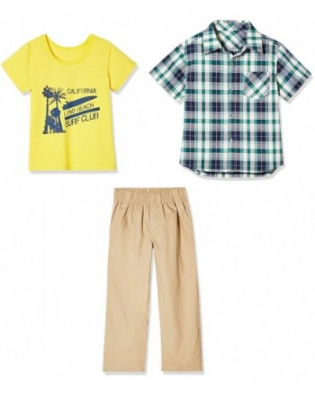 Sprout Star Yellow T Shirt Cotton