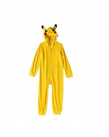 Pokemon Pikachu Hooded Blanket Sleeper