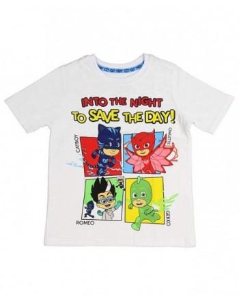 Masks Little Toddler Character T Shirt