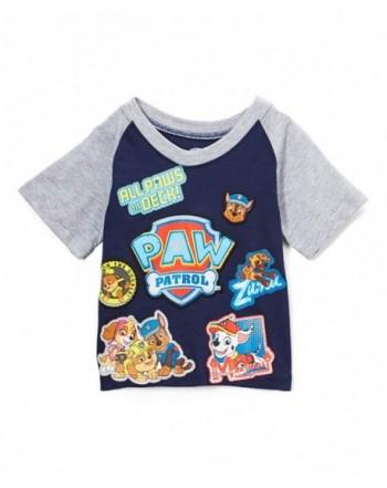 Nickelodeon Toddler Patrol Sleeve T Shirt