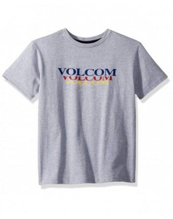 Volcom Boys Count Short Sleeve