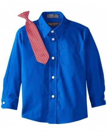 Fashion Boys' Dress Shirts